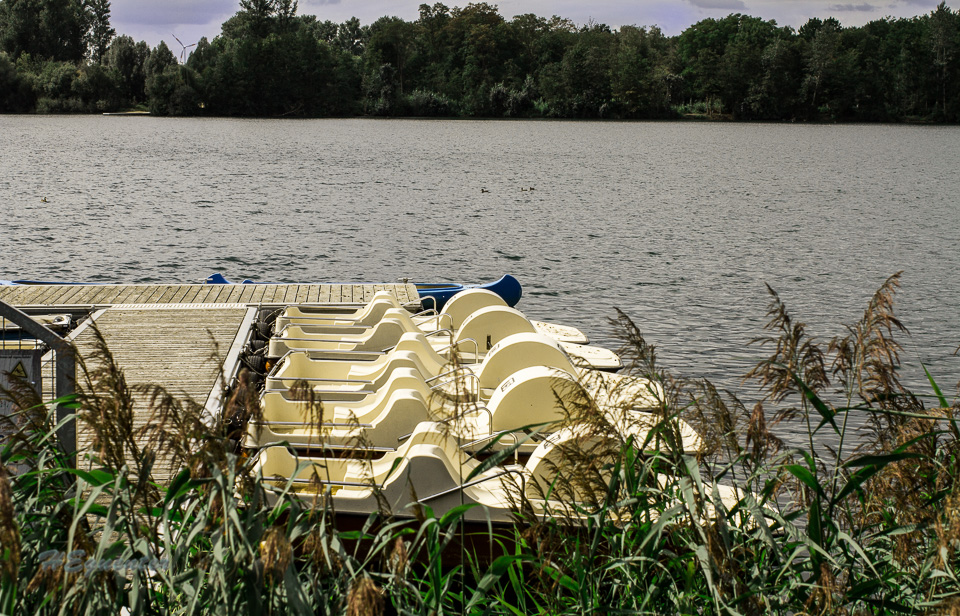Anlieger Boote